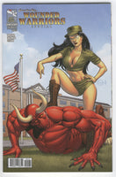 Grimm Fairy Tales Wounded Warriors Special Cover C Mature Readers VF-
