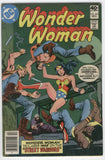 Wonder Woman #262 The Street Warriors Bronze Age Classic FN