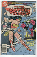 Wonder Woman #296 You're Doomed Colan Art Huntress Backup News Stand Variant FN