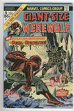 Giant-Size Werewolf by Night #5 Square bound Hard to find Bronze Age Classic VF