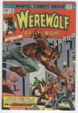 Werewolf By Night #23 Silver Bullet for a Werewolf Bronze Age Classic FNVF