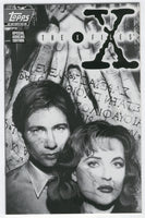 X-Files #1 HTF Black & White Special Ashcan Edition VFNM