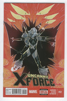 Uncanny X-Force #12 Watch Those Hands NM-