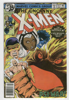 Uncanny X-Men #117 The Saga Of Professor X Byrne Bronze Age Key FN