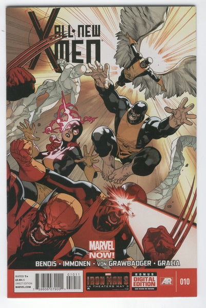All-New X-Men #10 NM-