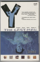 Y: The Last Man Safeword Vol. 4 Second Printing VFNM