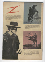 Four Color Comics #1003 Walt Disney's Zorro The Marauders of Monterey Photo Cover VG