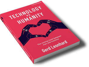 Technology vs. Humanity - signed paperback + free PDF