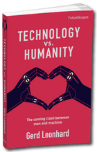 Only with T-Shirt Purchase: Author-Signed Paperback 'Technology vs. Humanity' incl. PDF