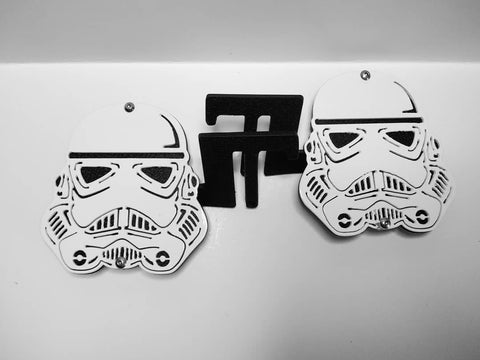 Storm Trooper Foot Pegs for Jeep Wrangler