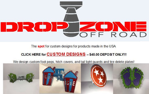 Custom Design Work DEPOSIT ONLY