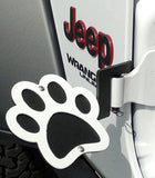 Dog Paw Foot Pegs for Jeep Wrangler