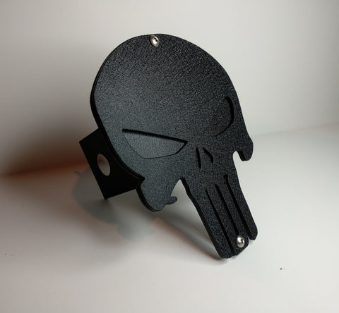 Punisher Skull Hitch Cover