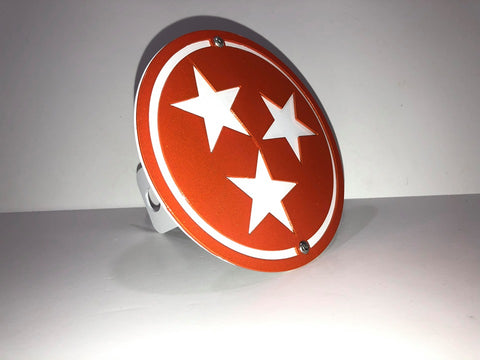 Tennessee State Logo Hitch Cover