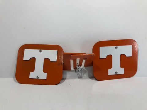 University of Tennessee UT Foot Pegs for Jeep Wrangler
