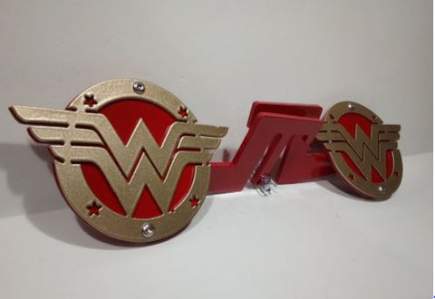 Wonder Woman Foot Pegs for Jeep Wrangler/Gladiator