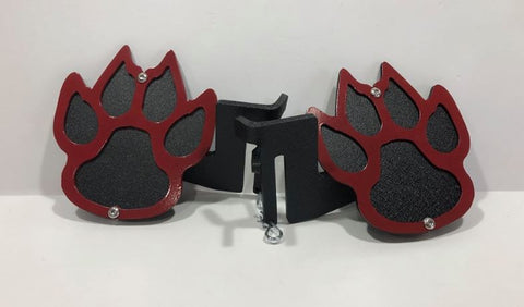 Wolf Paw Foot Pegs for Jeep Wrangler
