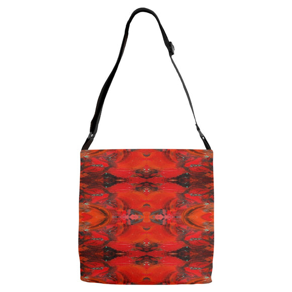 Red Renaissance Design - Adjustable Strap Totes