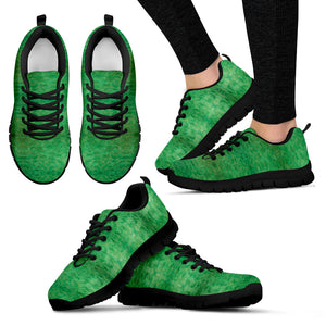 Green Gold Design - Women's Sneakers Shoes