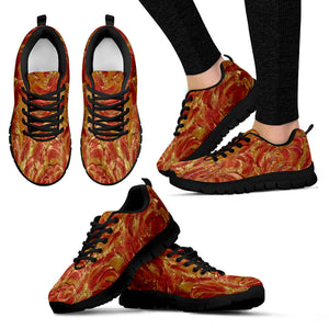Glory Be Swirl Design - Women's Sneakers Shoes