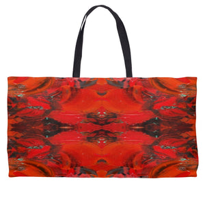 Red Renaissance Design - Weekender Totes