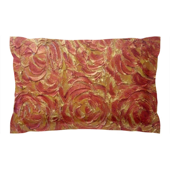 Glory Be Swirl Design - Pillow Shams