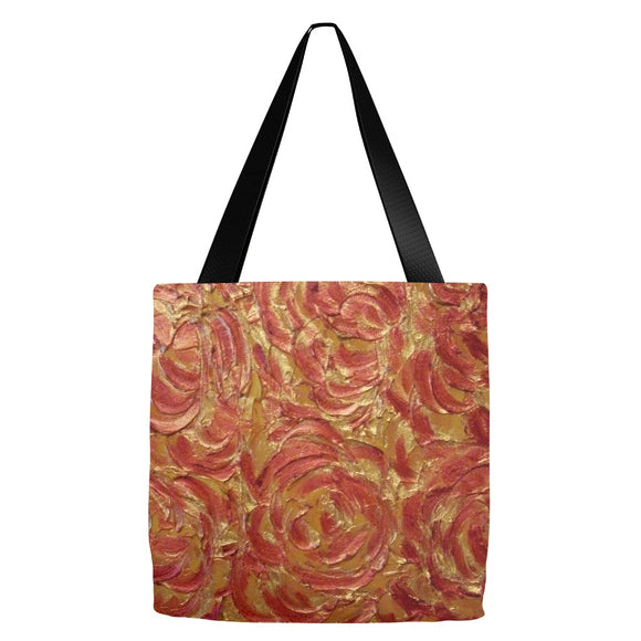 Glory Be Swirl Design - Tote Bags