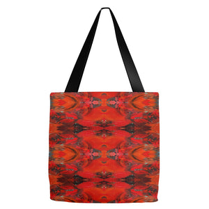 Red Renaissance Design - Tote Bags
