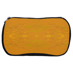 Yellow Glimmer Enhanced Design - Cosmetic Bags