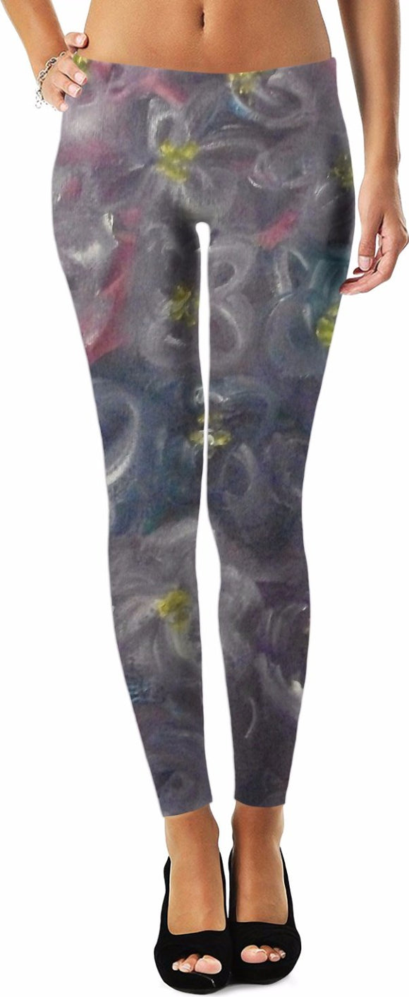 Purple Joy Design - Leggings