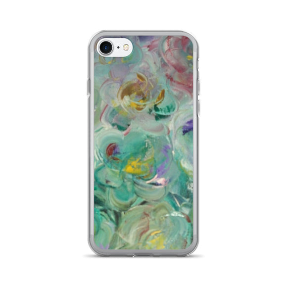 iPhone 7/7 Plus Phone Case - Floral Rhapsody Design
