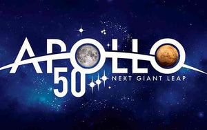 - Events Celebrating Apollo's 50th Anniversary -
