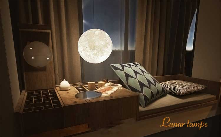 Can I Use the Moon Lamp as a Night Light?
