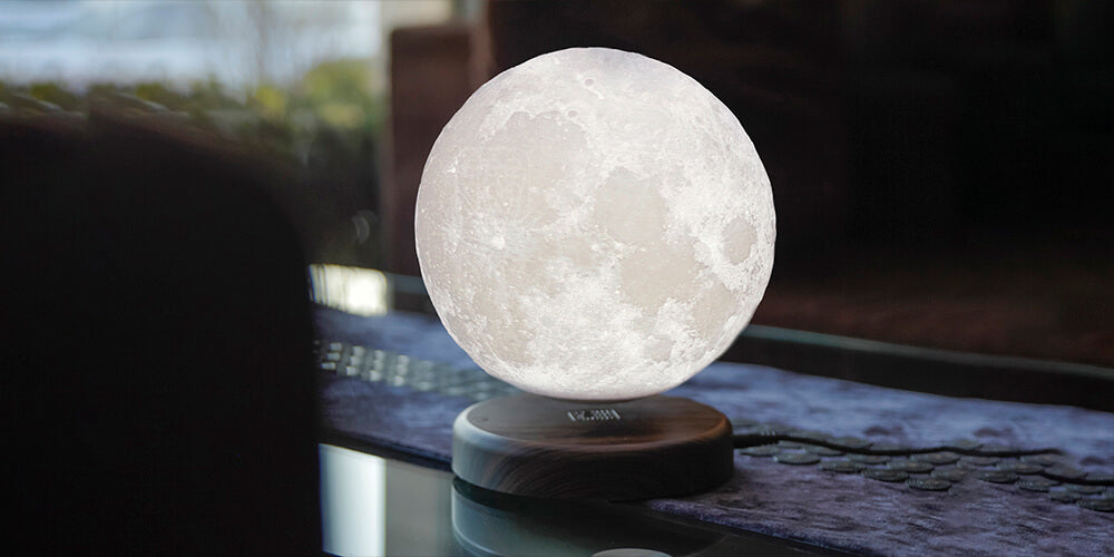 """Magic"" Levitating Moon Lamp"