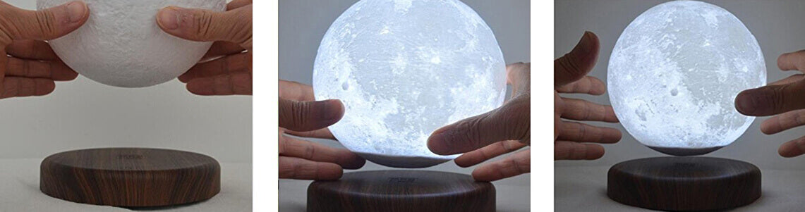 Levitating_moon lamp instruction