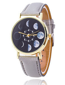 The Moon Phase Wrist Watch