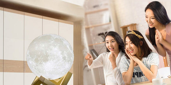 3d moon lamp gifts