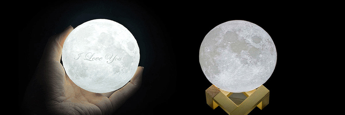 moon lamp for girfriend gift online shop - lunar lamps