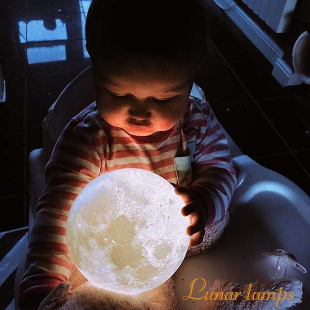 moon lamp for kids
