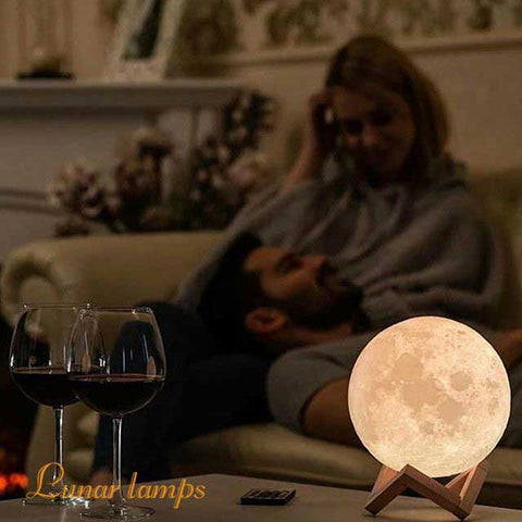 moon lamp for loverss