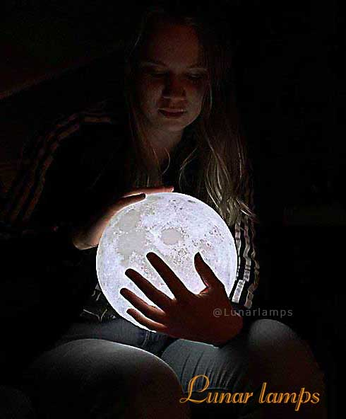 moon lamp for wife