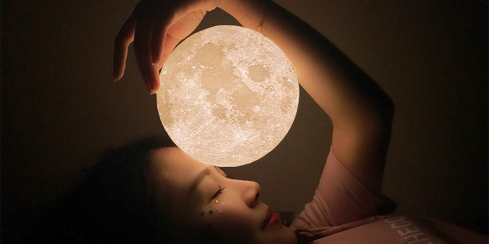 Original Moon Lamp - Lunar lamps
