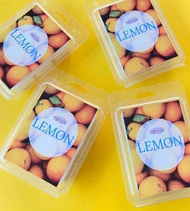 Lemon Clamshell Melts