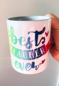 Mia&Mummy's Funny Quote Mugs
