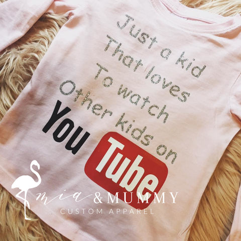 Kids love YouTube!