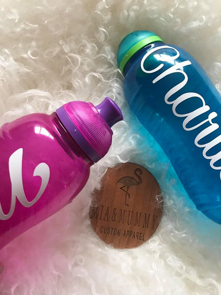 Personalised 330ml Drink Bottle