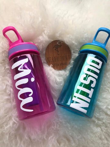 Personalised Kids Water Bottle 430ml