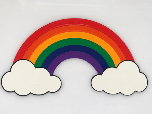 Rainbow DIY Decal