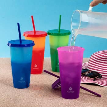 Personalised Colour Changing Cups