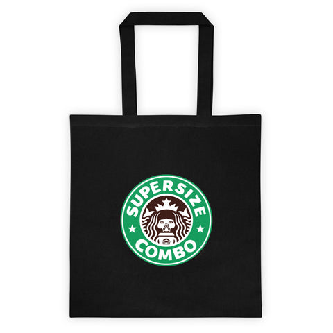 Supersize Combo Tote bag